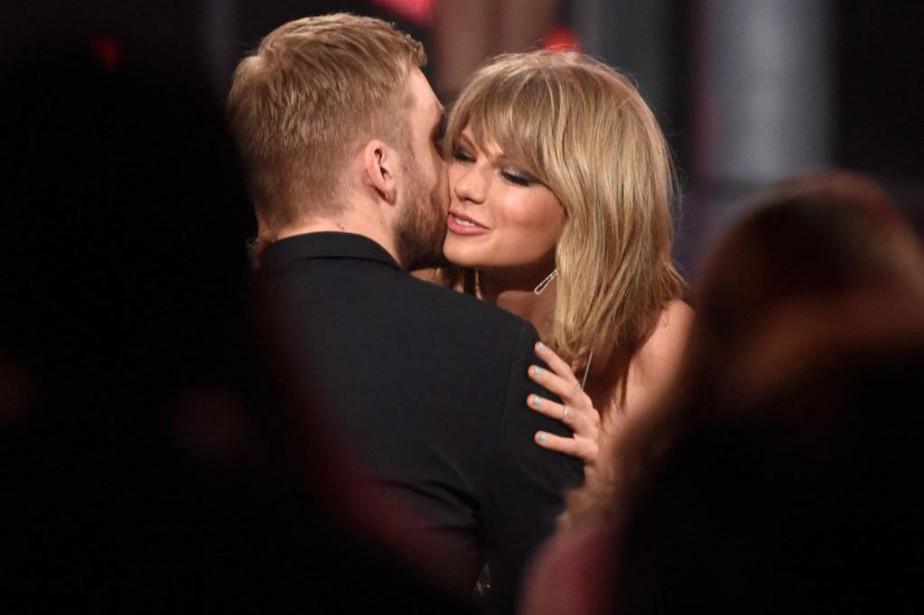 Taylor Swift et Calvin Harris se sont connus... (PhotoChris Pizzello, Archives Associated Press)