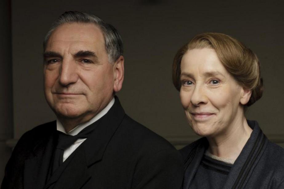 La sixième etultime saison de Downton Abbeydoit être... (Photo fournie parCarnival Film&Television)