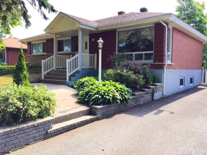 Cette maison a été vendue près de 10... (PHOTO FOURNIE PAR LE COURTIER)