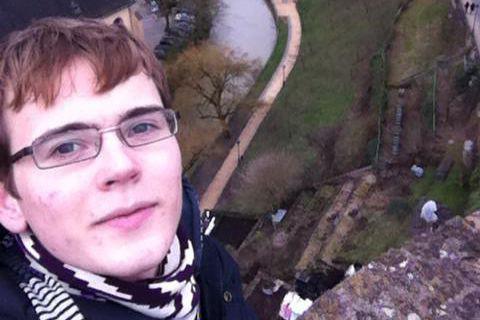 Mykhaylo «Misha» Bazelevskyy, âgé de 22 ans, avait... (Photo tirée de Facebook)