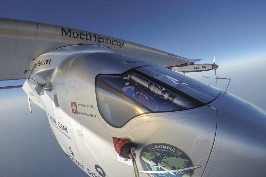 Solar Impulse 2... (AP)
