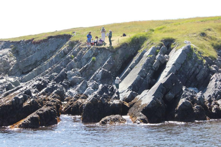 La réserve écologique de la pointe Miskaken à l'extrémité sud-est de l'île de Terre-Neuve a été ajoutée à la liste du... (Photo tirée du site du Ministère de l'Environnement et de la conservation de Terre-Neuve-et-Labrador)