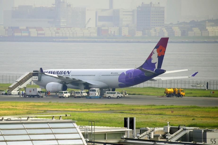 Aucun des 293 passagers et membres de l'équipage... (AP)