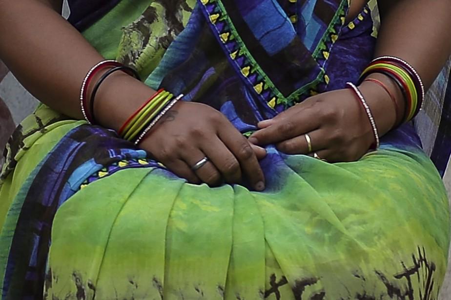Officiellement 36 735 affaires de viol ont été... (AFP, Chandan Khanna)