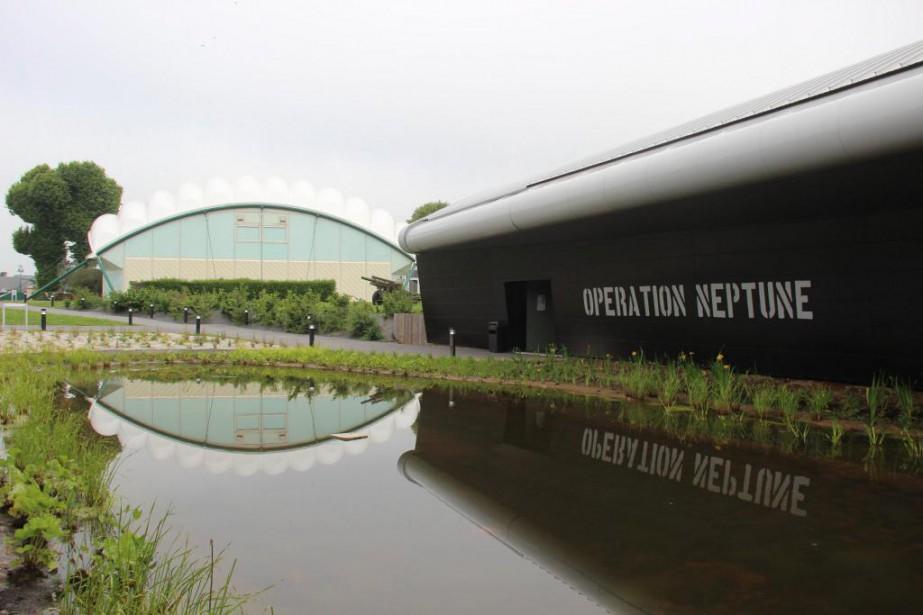 L'Airborne Museum de Sainte-Mère-Église.... (Photo André Duchesne, La Presse)