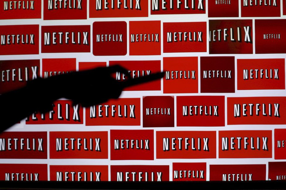 Netflix avait prévenu en avril que ses gains... (PHOTO MIKE BLAKE, ARCHIVES REUTERS)