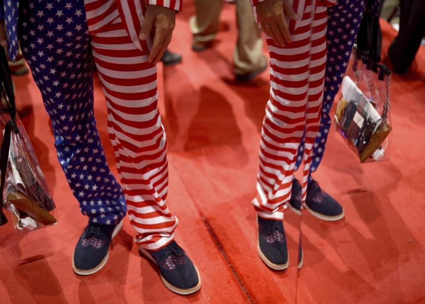 Le marathon de la convention débute alors que les délégués du parti se réuniront pendant quarte jours qui s'annoncent fort animés. (AFP)