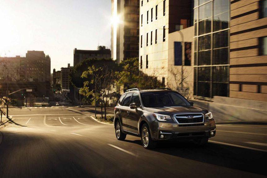 Les clients Subaru ne seront pas désorientés le... (Toutes les photos: Subaru)