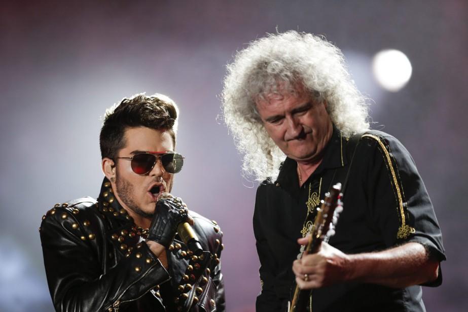 Le groupe de rock de légende, Queen, s'est insurgé mardi... (PHOTO ARCHIVES AP)