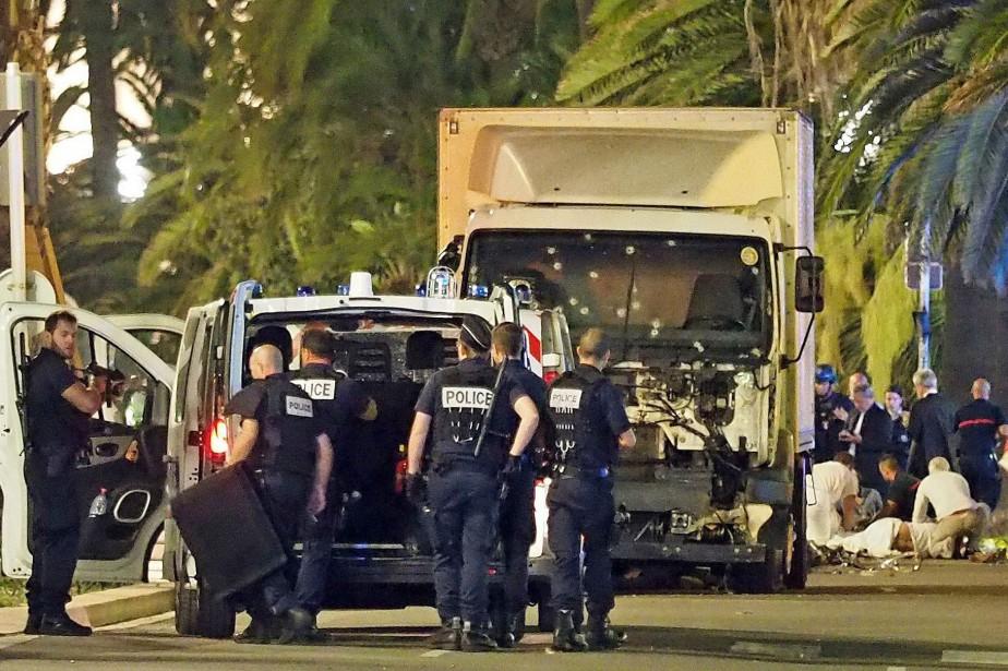 Un rapport d'Europol souligne que le groupe armé... (Photo Associated Press)