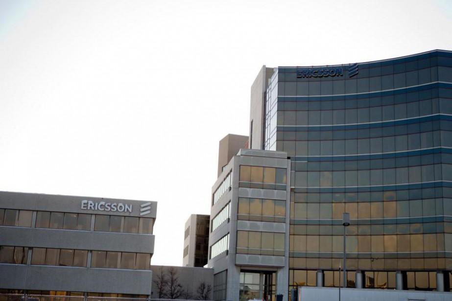 Ericsson emploie 1500 personnes dans la région de... (Photo Marco Campanozzi, Archives La Presse)
