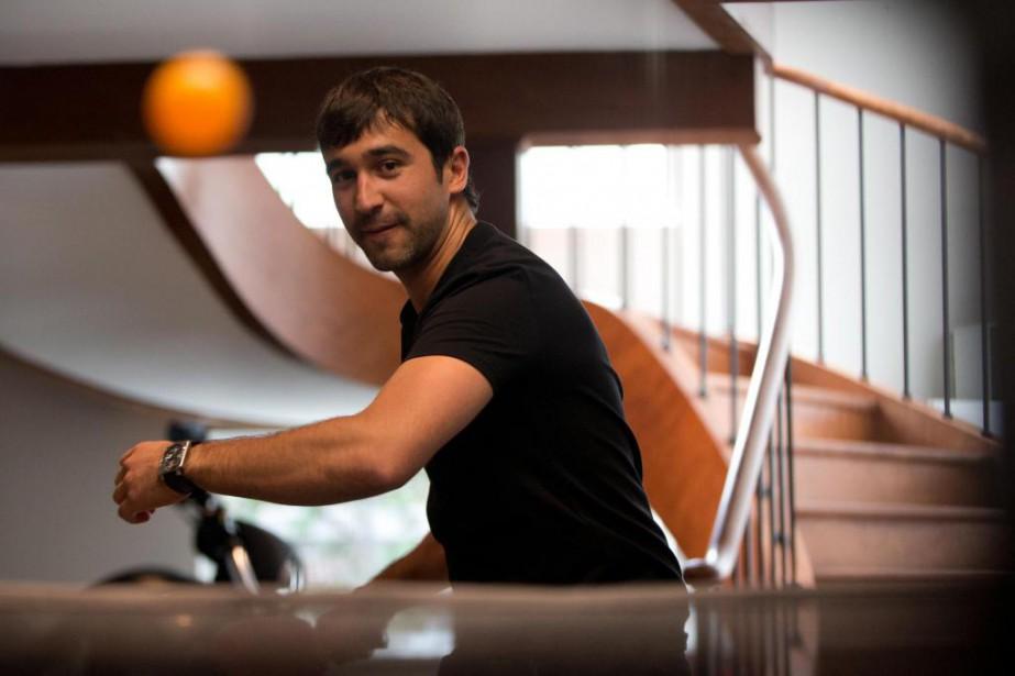 «J'ai terminé au 4e rang aux Jeux du... (Photo Olivier Jean, La Presse)