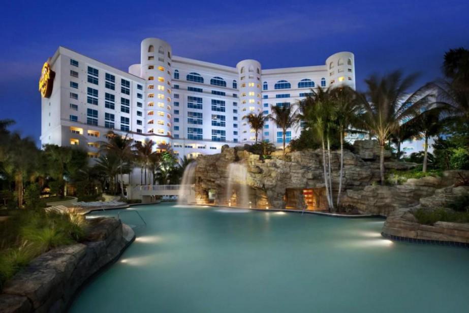 Le Hard Rock Hotel d'Hollywood.... (Photo fournie par Hard Rock Hotels)