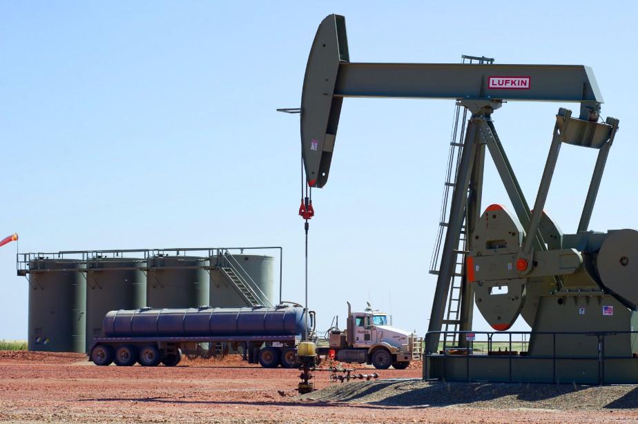 Les cours du pétrole ont terminé en légère... (PHOTO KAREN BLEIER, ARCHIVES AFP)