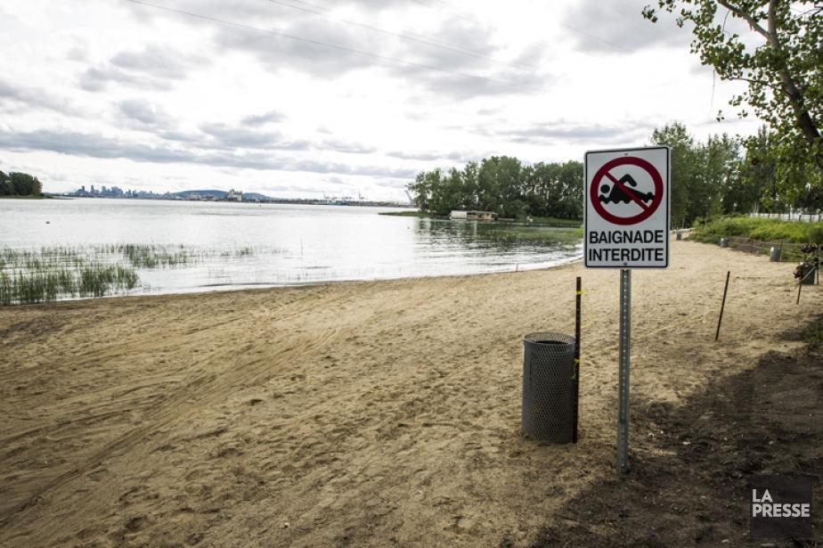 La nouvelle plage municipale de... (PHOTO OLIVIER PONTBRIAND, ARCHIVES LA PRESSE)
