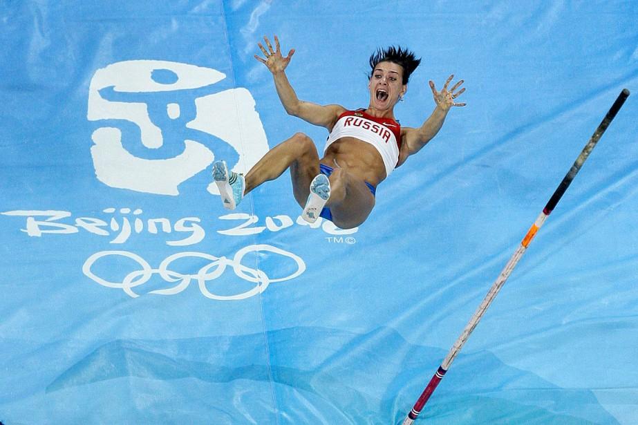 «Merci à tous d'avoir enterré l'athlétisme», a aussitôt... (Photo Julie Jacobson, archives AP)