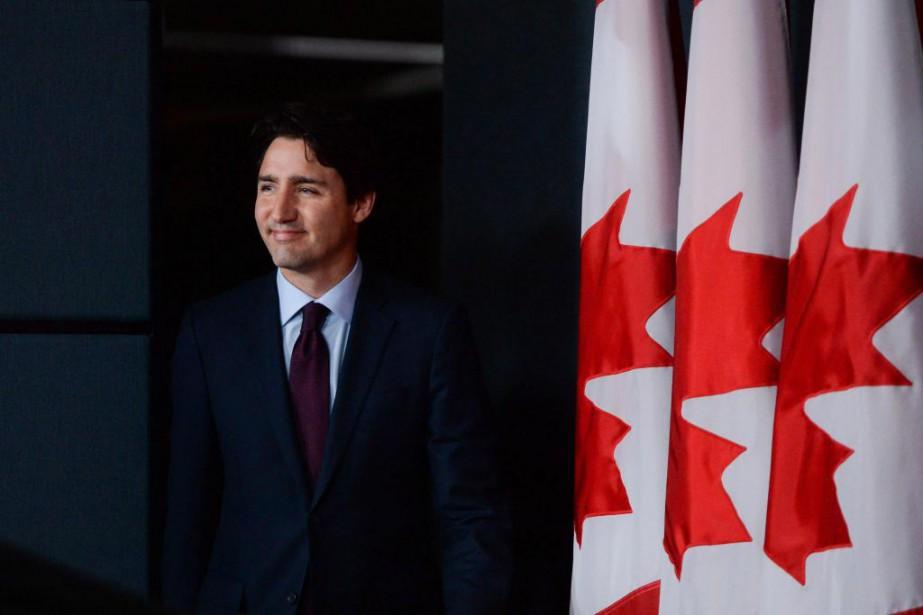 La note d'information destinée à Justin Trudeau offre... (photo sean kilpatrick, archives la presse canadienne)
