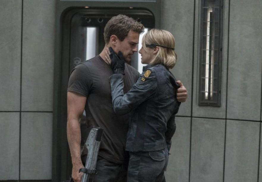 La conclusion de la série Divergent se fera... (PHOTO FOURNIE PAR LIONSGATE.)