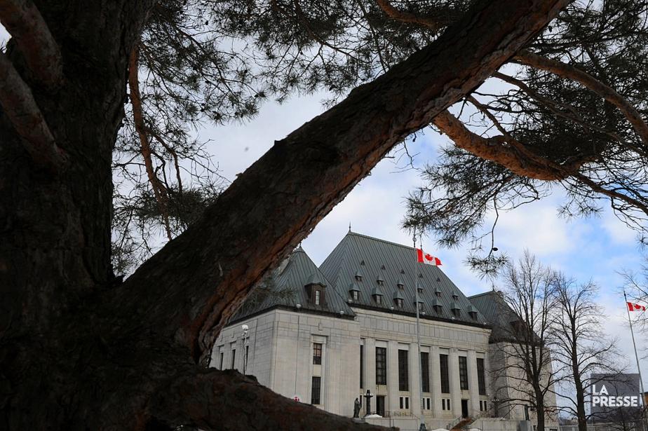 La Cour suprême du Canada.... (Photo Sean Kilpatrick, archives PC)