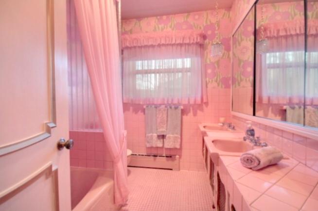 La salle de bain avant les rénovations ()