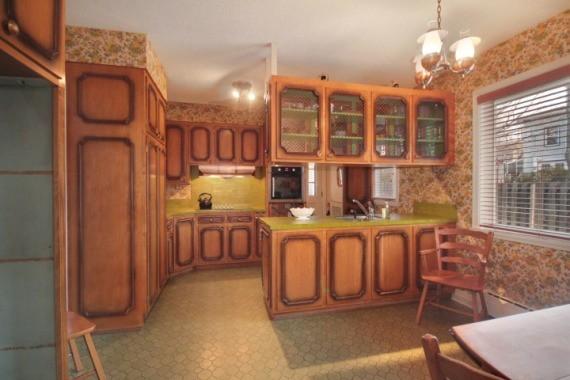 La cuisine avant les rénovations ()