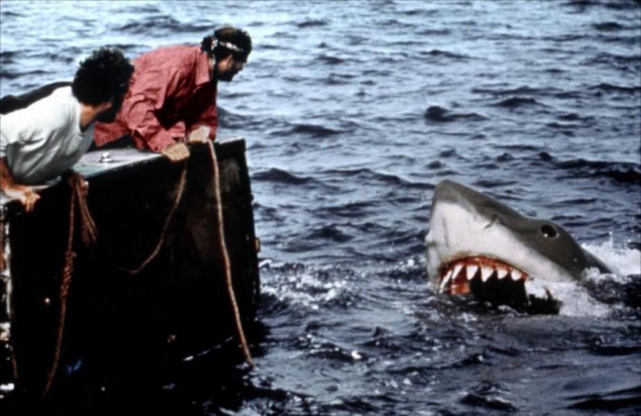 À sa sortie en 1975, Jaws de Steven... (Photo fournie par Universal)