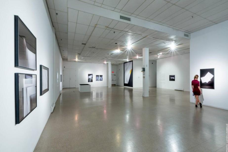 L'exposition Sur les lieux présentée à Saint-Jérôme est... (Photo Lucien Lisabelle, fournie par le Musée d'art contemporain des Laurentides)