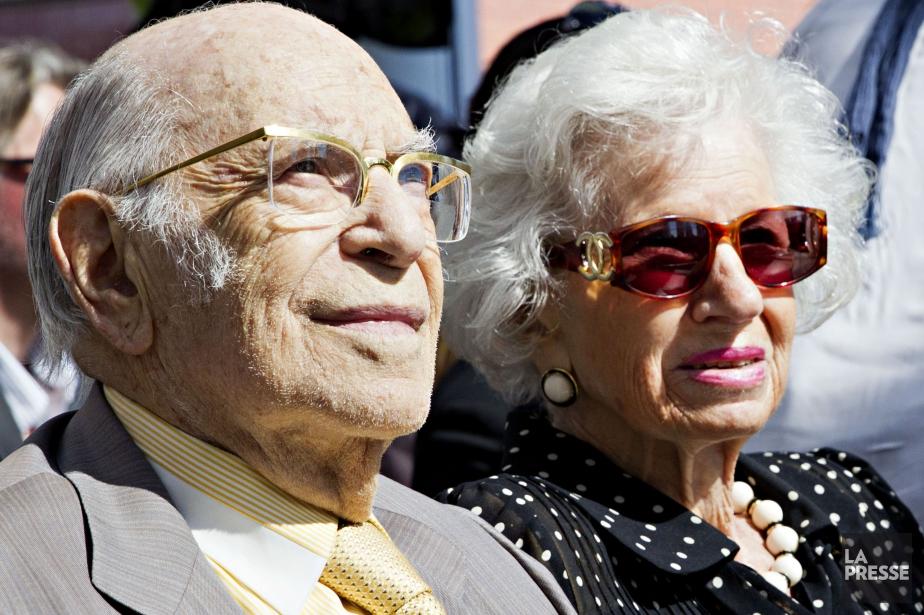 Renata Hornstein et son mari ont également effectué... (PHOTO ARCHIVES LA PRESSE)