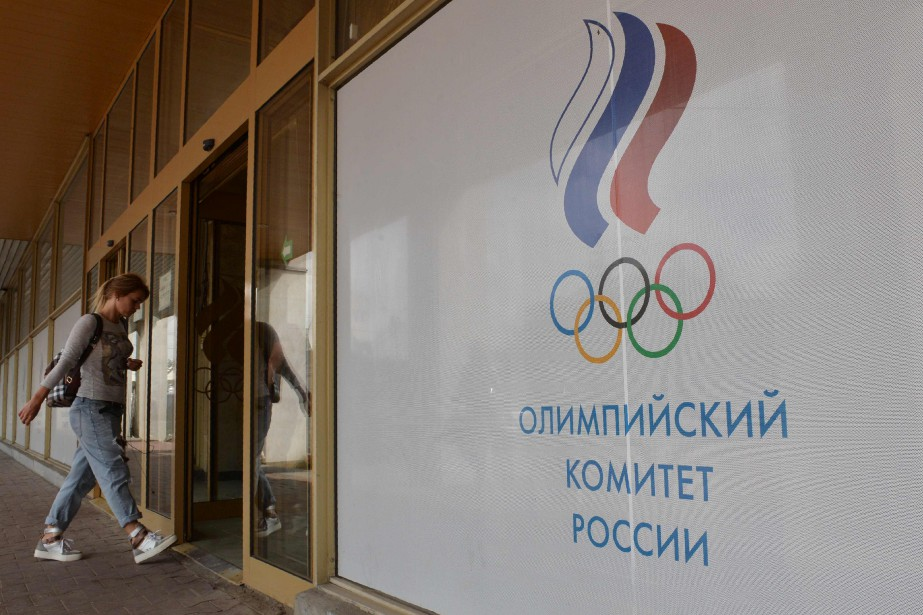 Le CIO pourrait laisser les fédérations sportives décider... (PHOTO Natalia KOLESNIKOVA, AFP)