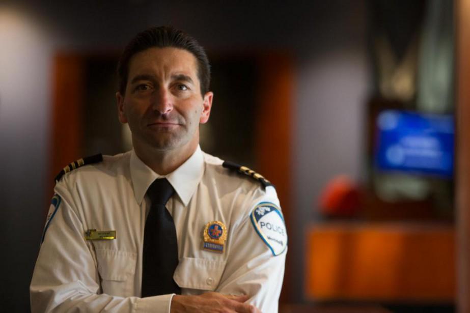 Nicodemo Milano,commandant de la Division du crime organisé... (PhotoIVANOH DEMERS, LA PRESSE)