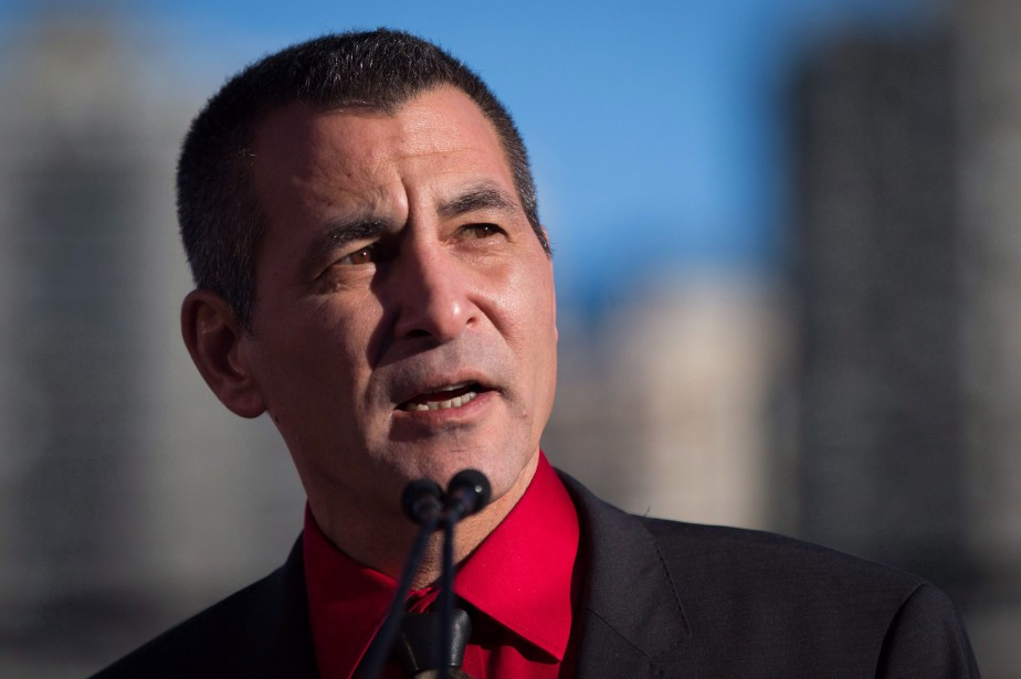Hunter Tootoo... (Photo Archives La Presse Canadienne)