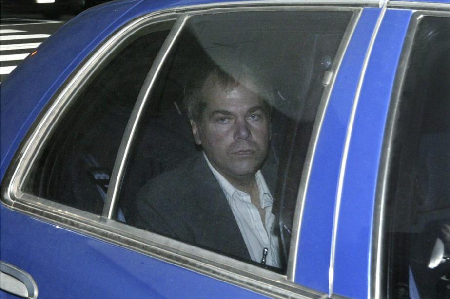 John Hinckley en 2003.... (Photo Evan Vucci, Archives AP)