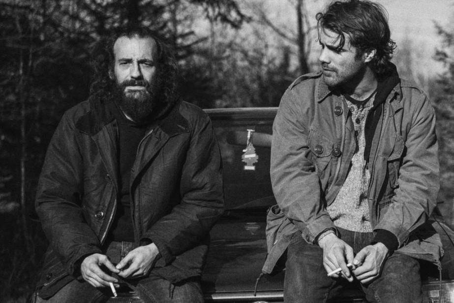 Maudite poutineraconte l'histoire de deux frères, Vincent et... (Photo fournie par Metafilms)