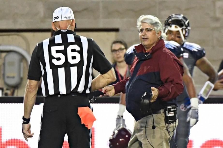 Jim Popp a maintenant une fiche de 4-9... (Photo Bernard Brault, Archives La Presse)