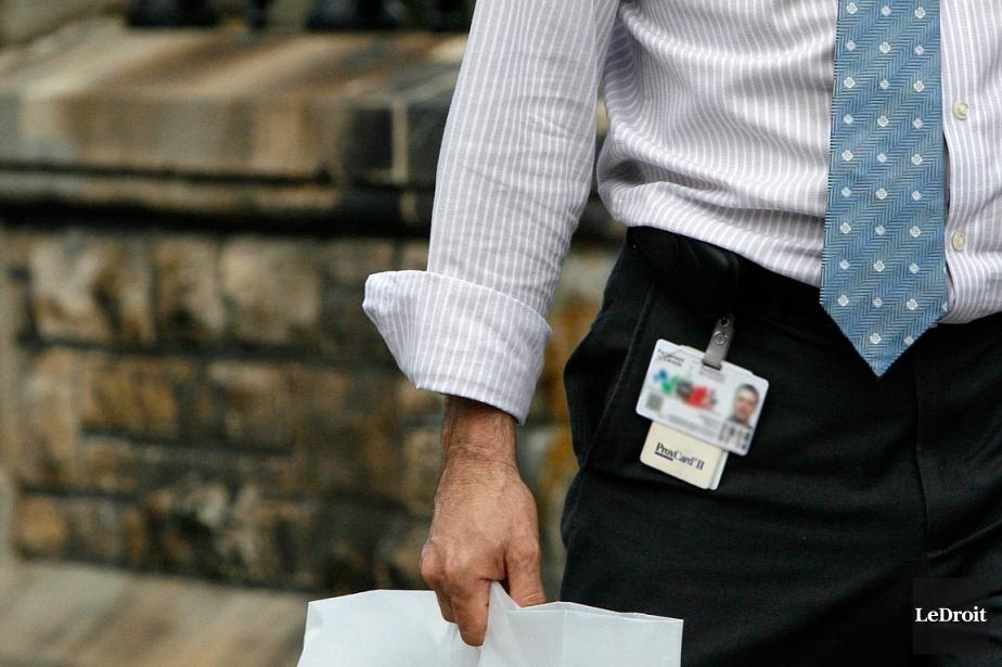 Dans les cas les plus problématiques, les employés... (Photo Simon Séguin-Bertrand, archives Le Droit)