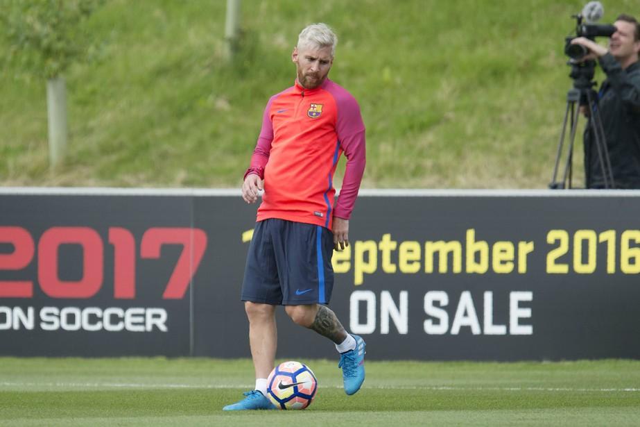 Messi, quintuple Ballon d'Or, avait mis un terme... (photo OLI SCARFF, AFP)