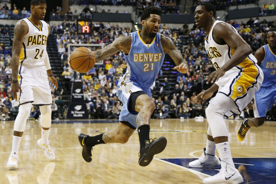 Les Pacers de l'Indiana affronteront les Nuggets de... (USA Today Sports)