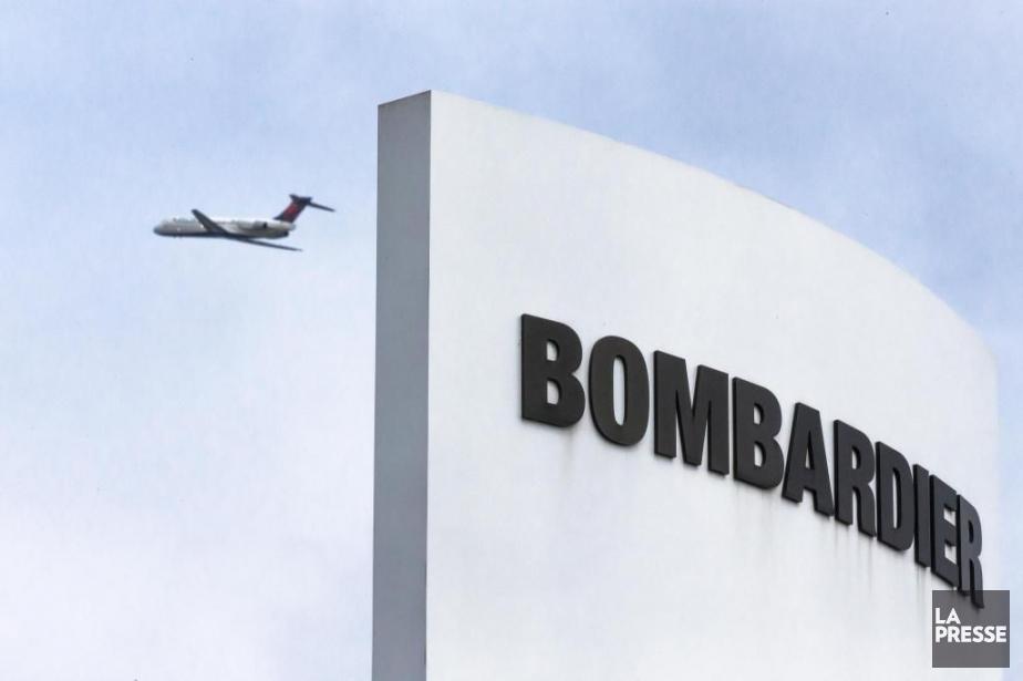 Bombardier estimait ne pas avoir à débourser la... (PHOTO OLIVIER PONTBRIAND, ARCHIVES LA PRESSE)