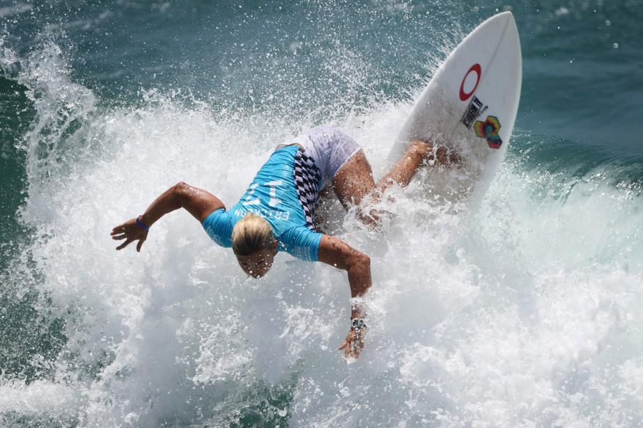 Le surf, la planche à roulettes, le karaté,... (photo Mark Ralston, archives AFP)