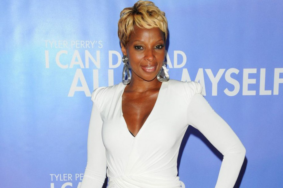 Mary J. Blige... (PHOTO ARCHIVES AP)