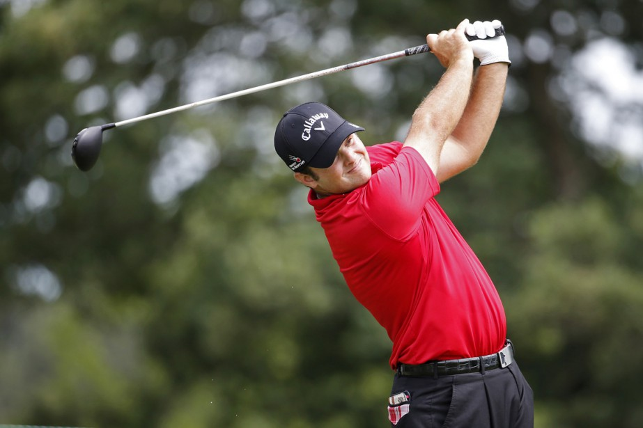 Patrick Reed... (photo Geoff Burke, archives USA TODAY Sports)