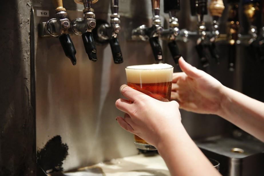 Avis aux amoureux de la bière, le Musée national d'histoire américaine... (AP)