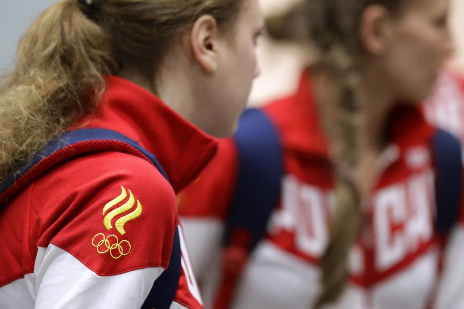 Vendredi, la Fédération internationale d'haltérophilie a choisi de... (Photo Patrick Semansky,AP)