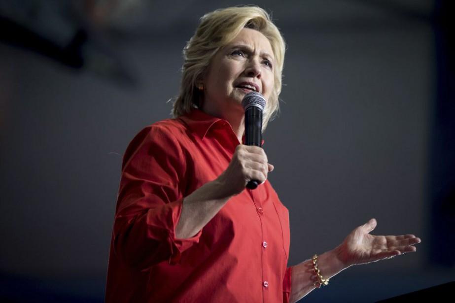 Hillary Clinton... (Photo Andrew Harnik, archives Associated Press)