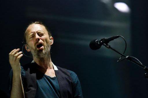 À quoi s'attendre du spectacle de Radiohead demain... (Photo PATRICIA DE MELO MOREIRA, Agence France-Presse)