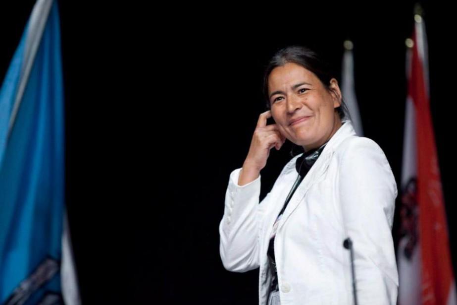 Hier, MichèleAudette s'est vu confier un mandat «historique»... (Photo Michelle Siu, archives La Presse Canadienne)