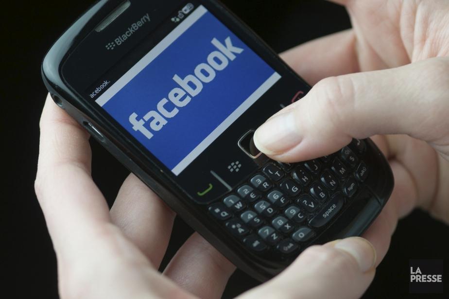 BlackBerry a affiché mercredi a une plus petite... (Photo Archives La Presse)