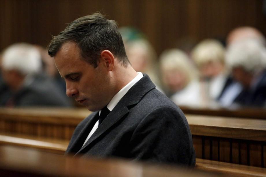 Oscar Pistorius... (PHOTO MARCO LONGARI, ARCHIVES AGENCE FRANCE-PRESSE)