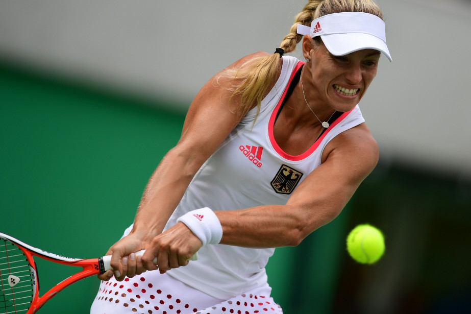 Angelique Kerber (Photo Martin Bernetti, AFP)