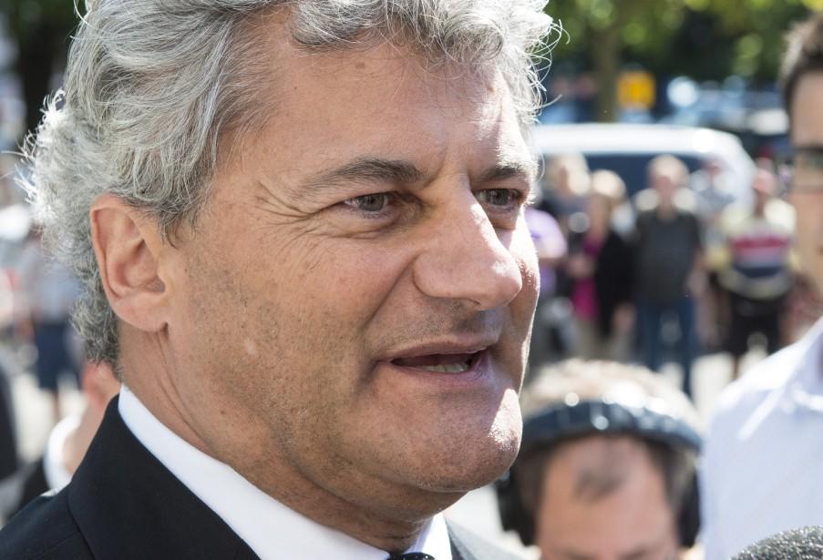 Le député conservateur, ex-adéquiste, et ex-caquiste, Gérard Deltell (La Presse Canadienne, Paul Chiasson)